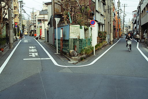 By i_yudai (The fork in the road) [CC BY 2.0 (http://creativecommons.org/licenses/by/2.0)] , via Wikimedia Commons